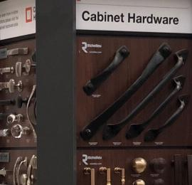 Richelieu Hardware & Colony Display